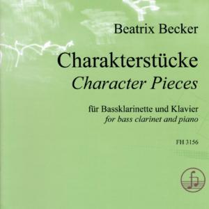 Charakterstücke character pieces