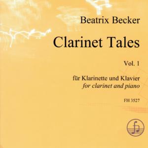 Clarinet Tales Vol. 1