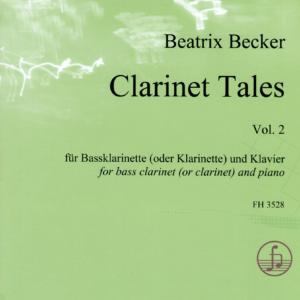 Clarinet Tales Vol. 2