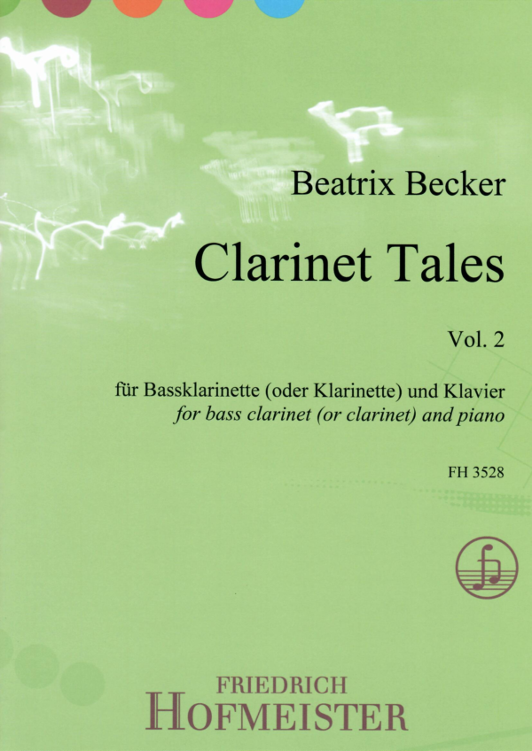 Clarinet Tales Vol. 2